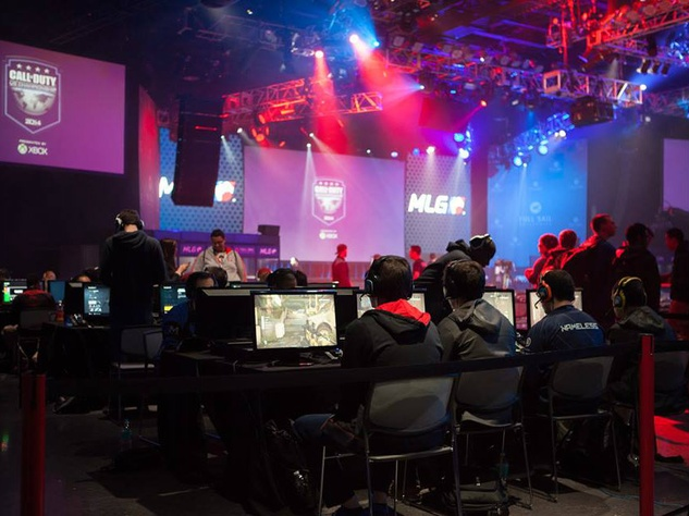 Major League Gaming Call of Duty U.S. championships competition