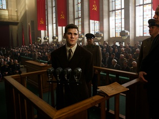 Austin Stowell in Bridge of Spies