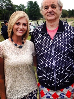 Bill Murray in PBR pants