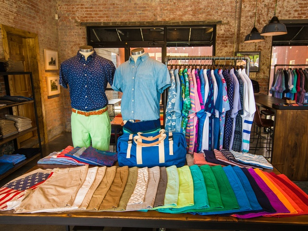 Bonobos, dallas, guideshop