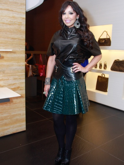 Style File, Jana Fant, Fendi luncheon, October 2012