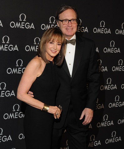 Omega Celebrates the 45th Anniversary of Apollo 13 Mission, May 2015, Janet Gurwitch and Ron Franklin