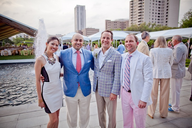 News, Shelby, Hermann Park Conservancy, Evening in the Park, April 2015, Angelica Nassar, Romzi Nassar, Troy Thacker, Blake Hutchinson