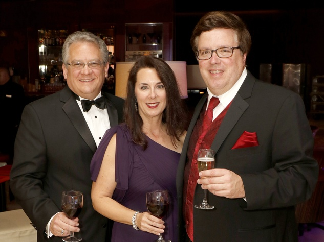 Cotes du Coeur 2015 raised a record amount of money for AHA Dallas.
