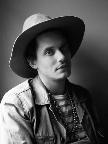 John Mayer, March 2013