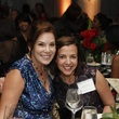 9 Cherie Flores, left and Dr. Nancy Perrier at the Health Museum Gala September 2014