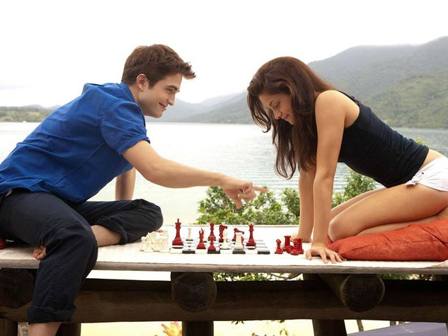 Twilight Saga: Breaking Dawn, Part 1