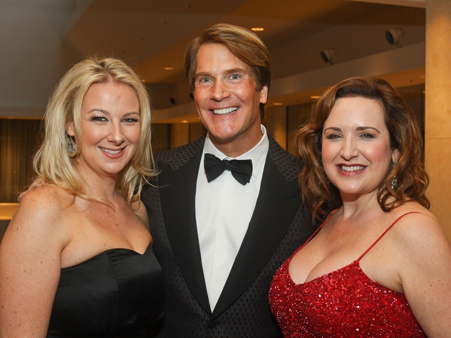 News_Stages Repertory Theater Gala_March 2012_Libby Cagle_George Lancaster_Tara Simon