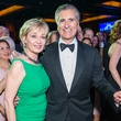 Cathy and Giorgio Borlenghi at the Circle of Life Gala April 2015