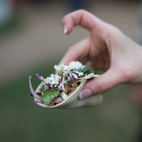 Austin Food Wine Fest Rock Your Taco