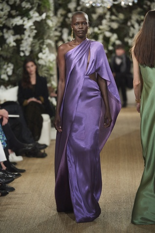 Ralph Lauren fall 2017 runway look 31