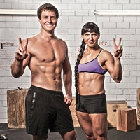 Greg Cook and Judy McElroy in Austin Fit Magazine