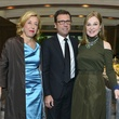 9 Veronica Bulgari, from left, Alberto Festa and Becca Cason Thrash at the Cason-Thrash Bulgari dinner April 2014
