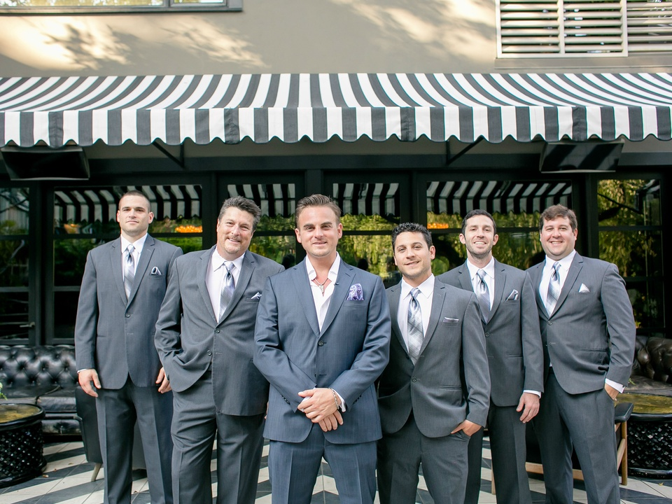 Alex and Brandon Testa wedding Hotel Saint Cecilia