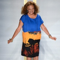Fashion Week spring summer 2014 3 Diane von Furstenberg