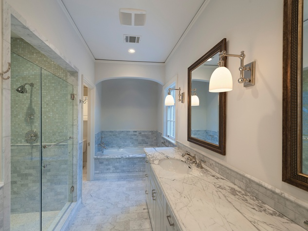 On the Market 1740 South Boulevard October 2014 master bath