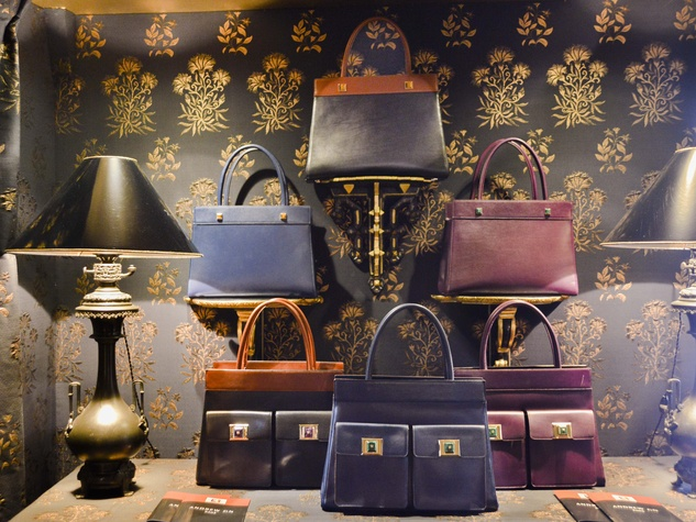 Andrew Gn handbags and accessories Paris June 2013 collection