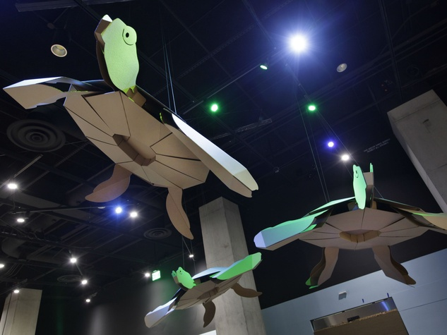 Perot Museum of Nature and Science presents Recycle Reef