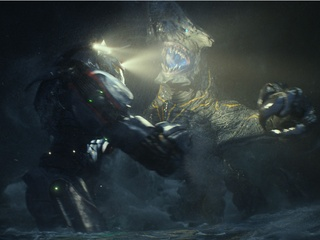 Robots vs. monsters in Pacific Rim