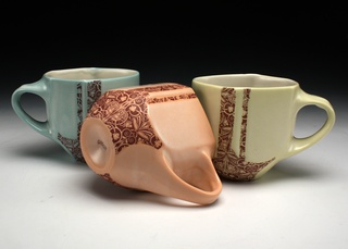 Art opening reception: New Paths: Ceramics Monthly 2012 Top Emerging Artists