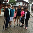 SMU Cox students in China