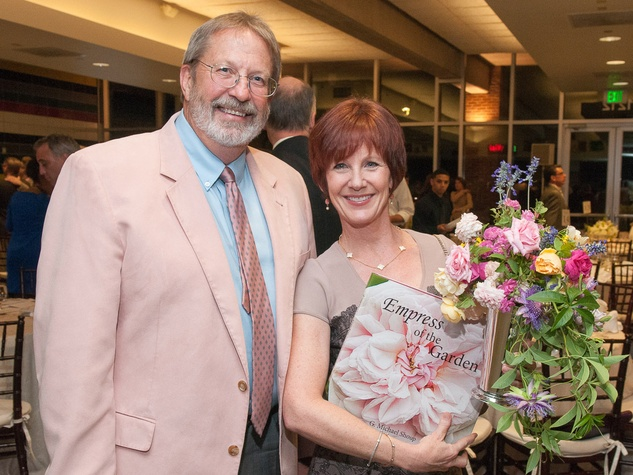 Beacon Fundraiser, October 2012, Mike Shoup, Bess Wareing