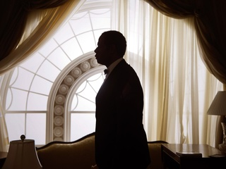 Forest Whitaker stars in The Butler silhouette