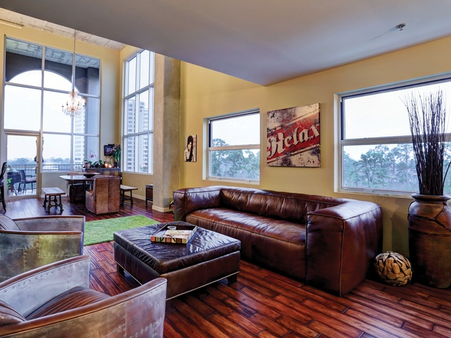 3 On the Market 6007 Memorial Drive Unit 501 February 2015