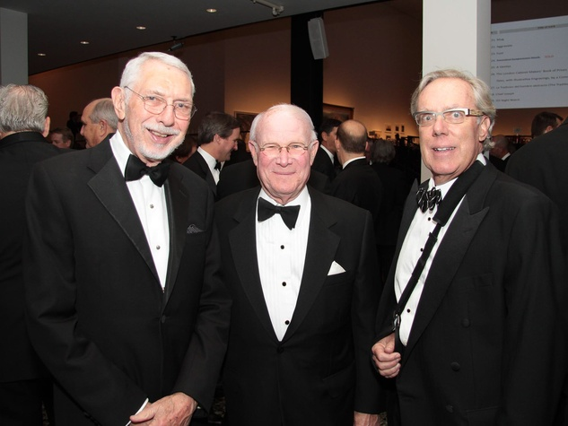 News_MFAH One Great Night_November 2011_Melvyn Wolff_Rodney Margolis_Michael C. Linn