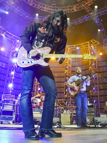 6 Zac Brown Band at RodeoHouston March 2014