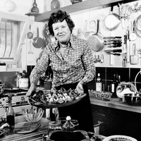 Julia Child, chef, kitchen
