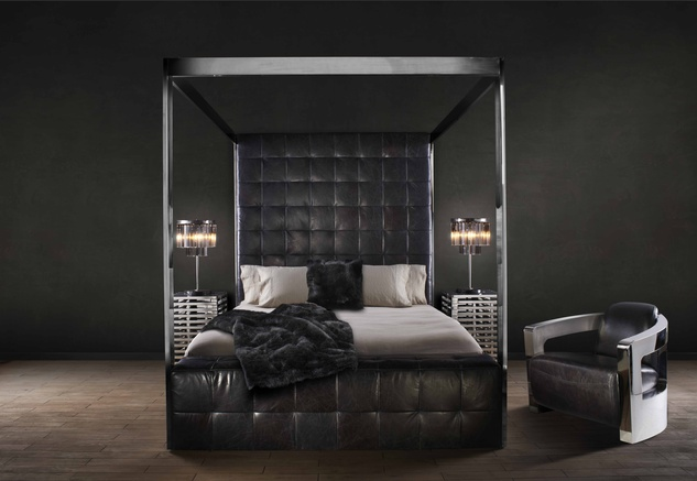 Get In Bed With Timothy Oulton And New Perpetual