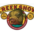 The Creek Show logo was designed by Pentagram in Austin.