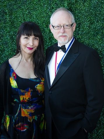 Texas Medal of Arts Awards 2015 Maria Dahvana Headley Robert Schenkkan