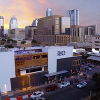 Rio Austin Nightclub Pool