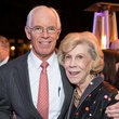 News, Shelby, Men of Distinction kick-off, Feb. 2015 Dick Weekley, Judy Ley Allen
