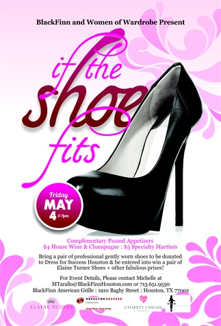"Women of Wardrobe's ""If the Shoe Fits"""