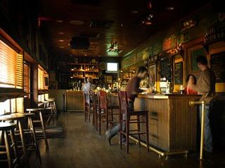 Dubliner Interior