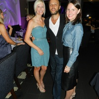 Le Labo dinner, September 2012, Aimee Woodall, Fabrice Penot, Kate Stukenberg