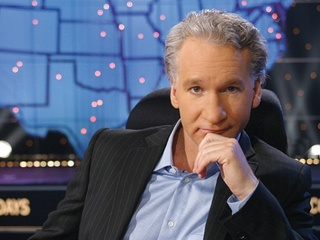 Austin Photo Set: News_Duncan_bill maher_feb 2012_still
