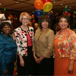 Carriea Flowers, Cathey Brown, Sheryl Adkins-Green, Michele Williams, Pot of Gold Luncheon