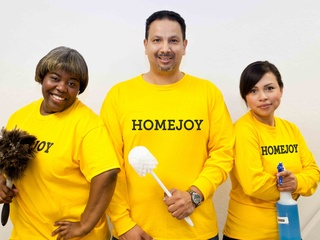 Homejoy, cleaning service