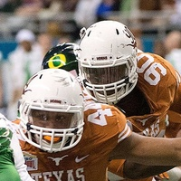 Longhorns Alamo Bowl