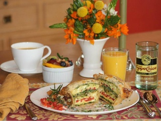 Breakfast from bedandbreakfast.com