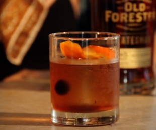 Old Forester Statesman Old Fashioned