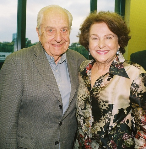 Bill and Joann Crassas at the Bill King Book Signing November 2014
