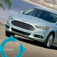 COTY Ford Fusion Hybrid