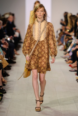 Michael Kors look 43 spring 2016 collection