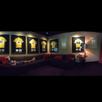 Lance Armstrong, Tour de France jerseys, November 2012