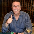 CAP poker tournament, July 2012, Michael Kaplan